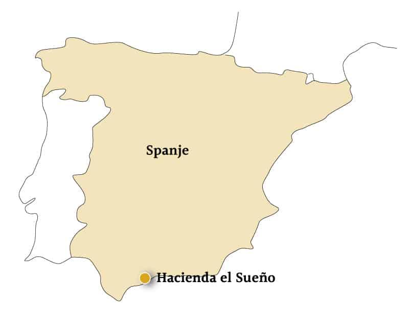 Locaties vakantiehuizen Spanje Vakantiehuismakelaars
