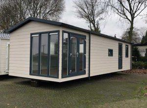 chalets type Boterbloem recreatiepark Rhederlaagse Meren
