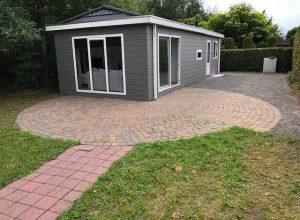 Gerenoveerd chalet park Brabantse Weelde