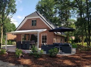 Modelwoning 8 Persoons Luxe